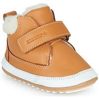 Pantofi Copii Ghete Robeez MIKRO SHOW Coniac