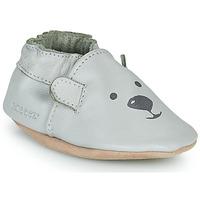 Pantofi Copii Papuci de casă Robeez SWEETY BEAR Gri