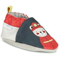 Pantofi Băieți Papuci de casă Robeez FIREMAN Albastru / Roșu