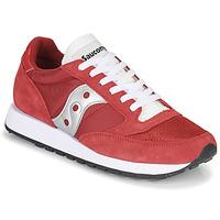 Pantofi Bărbați Pantofi sport Casual Saucony JAZZ VINTAGE Roșu / Alb