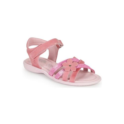 Pantofi Fete Sandale  Citrouille et Compagnie HERTUNE Fuchsia