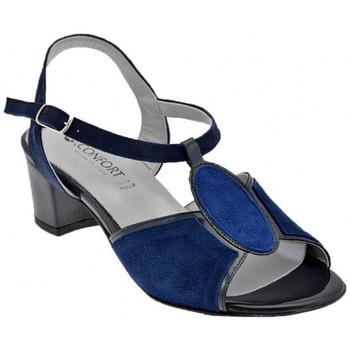 Pantofi Femei Sandale  Confort  albastru