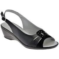 Pantofi Femei Sandale  Confort  Negru