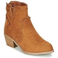 Pantofi Femei Botine Xti 44614 Camel