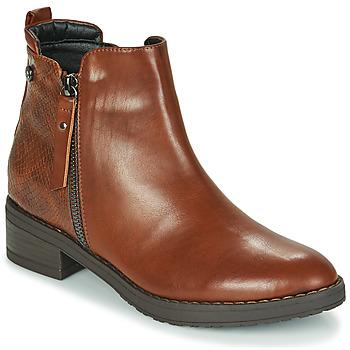 Pantofi Femei Ghete Xti 44721 Maro