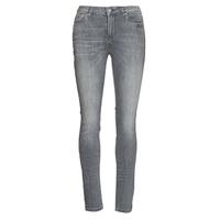 Îmbracaminte Femei Jeans slim Karl Lagerfeld SKINNY DENIMS W/ CHAIN Gri