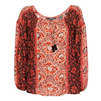 Îmbracaminte Femei Topuri și Bluze Desigual ROSAL Roșu