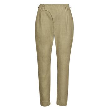 Îmbracaminte Femei Pantalon 5 buzunare Cream ANETT PANT Bej