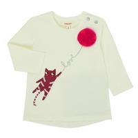 Îmbracaminte Fete Tricouri cu mânecă lungă  Catimini CR10063-11 Roz