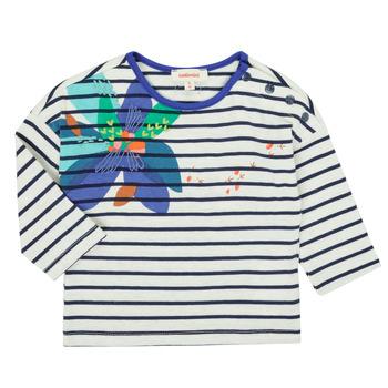 Îmbracaminte Fete Tricouri cu mânecă lungă  Catimini CR10123-12 Multicolor