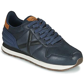 Pantofi Bărbați Pantofi sport Casual Munich MASSANA Albastru