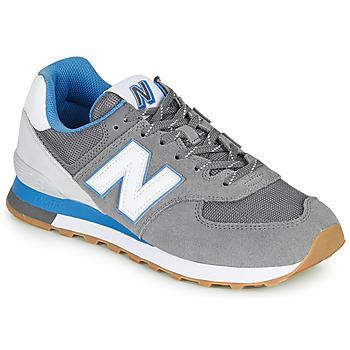 Pantofi Bărbați Pantofi sport Casual New Balance 574 Gri / Albastru