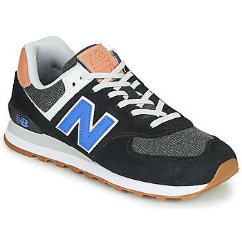 Pantofi Bărbați Pantofi sport Casual New Balance 574 Negru / Albastru