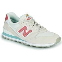 Pantofi Femei Pantofi sport Casual New Balance 996 Bej / Roz