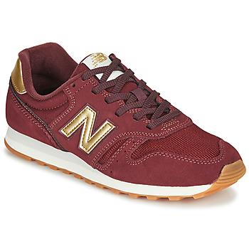 Pantofi Femei Pantofi sport Casual New Balance 373 Bordo