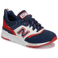 Pantofi Băieți Pantofi sport Casual New Balance 997 Albastru / Alb / Roșu