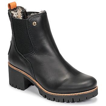 Pantofi Femei Ghete Panama Jack PIA Negru