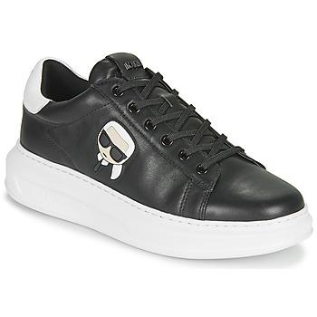 Pantofi Bărbați Pantofi sport Casual Karl Lagerfeld KAPRI MENS KARL IKONIC 3D LACE Negru