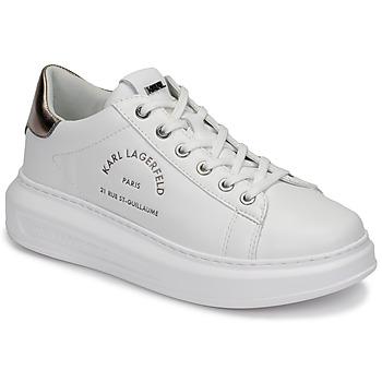 Pantofi Femei Pantofi sport Casual Karl Lagerfeld KAPRI MAISON KARL LACE Alb