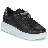 Pantofi Femei Pantofi sport Casual Karl Lagerfeld KAPRI IKONIC TWIN LO LACE Negru