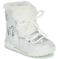 Pantofi Fete Cizme de zapadă Primigi RIDE 19 GTX Argintiu