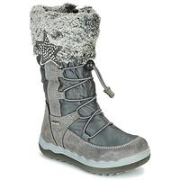 Pantofi Fete Cizme de zapadă Primigi FROZEN GTX Gri