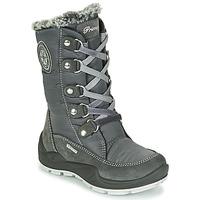 Pantofi Fete Cizme de zapadă Primigi GIRL WINGER GTX Gri