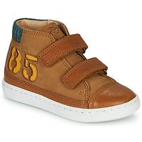 Pantofi Băieți Pantofi sport stil gheata Shoo Pom PLAY ALPHA Maro