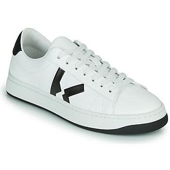 Pantofi Femei Pantofi sport Casual Kenzo K LOGO Alb