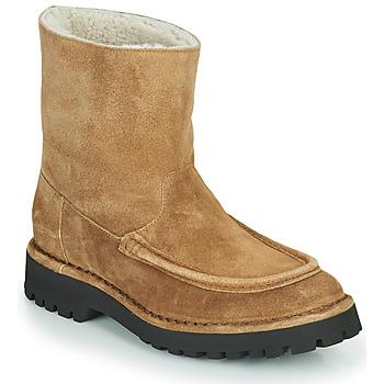 Pantofi Femei Ghete Kenzo K MOUNT Camel