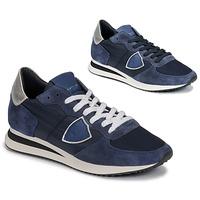 Pantofi Femei Pantofi sport Casual Philippe Model TROPEZ Albastru