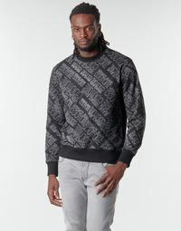 Îmbracaminte Bărbați Hanorace  Versace Jeans Couture B7GZB7F5 Negru