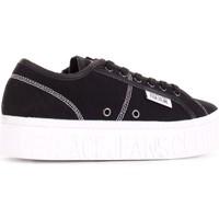 Pantofi Bărbați Pantofi sport Casual Versace E0YVBSD4-71540 Nero