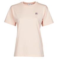 Îmbracaminte Femei Tricouri mânecă scurtă Fila 682319 Roz