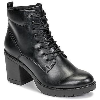 Pantofi Femei Botine Marco Tozzi 2-25204-35-002 Negru