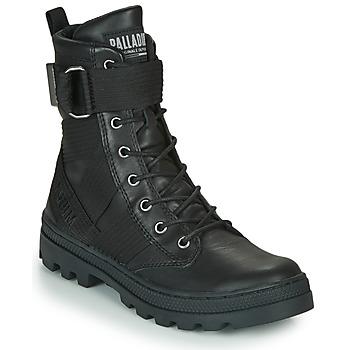 Pantofi Femei Ghete Palladium PALLABOSSE TACT STL Negru