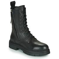 Pantofi Femei Ghete Replay PAMELA STANDING Negru