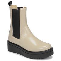 Pantofi Femei Ghete Vagabond TARA Bej