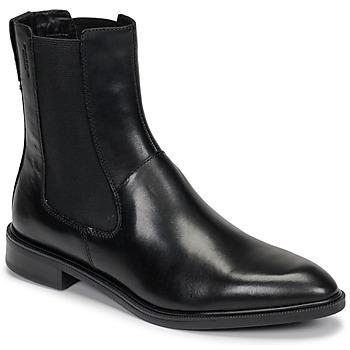 Pantofi Femei Ghete Vagabond FRANCES Negru