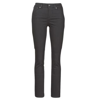 Îmbracaminte Femei Jeans drepti Lauren Ralph Lauren PRM STRAIGHT Negru