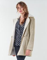 Îmbracaminte Femei Paltoane Lauren Ralph Lauren RVRSBL FXSH-COAT Camel