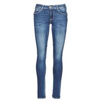 Îmbracaminte Femei Jeans slim Le Temps des Cerises PULP Albastru