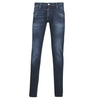 Îmbracaminte Bărbați Jeans slim Le Temps des Cerises 711 JOGGB Albastru