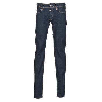 Îmbracaminte Bărbați Jeans slim Le Temps des Cerises 711 APA Albastru