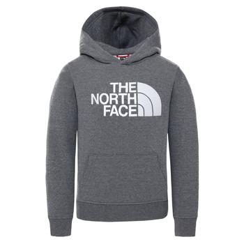 Îmbracaminte Copii Hanorace  The North Face DREW PEAK HOODIE Gri