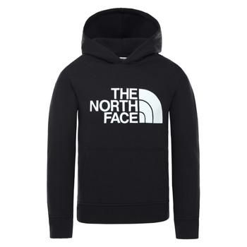 Îmbracaminte Copii Hanorace  The North Face DREW PEAK HOODIE Negru