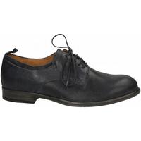 Pantofi Bărbați Pantofi Derby Antica Cuoieria OYSTER STAMPATO abisso