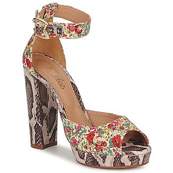 Pantofi Femei Sandale și Sandale cu talpă  joasă Maloles PIRIPI Multi