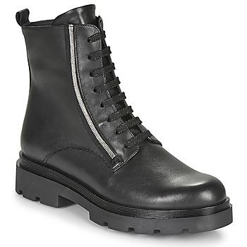 Pantofi Femei Ghete Tosca Blu SF2024S470-C99 Negru