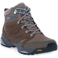 Pantofi Bărbați Drumetie și trekking Trezeta CARRIE WP BROWN Marrone